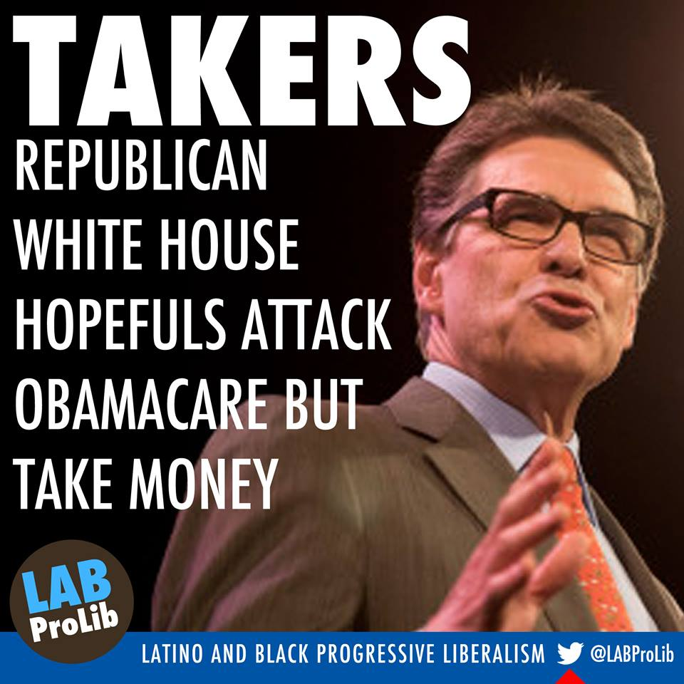 THE REAL TAKERS! Republican White House Hopefuls Attack